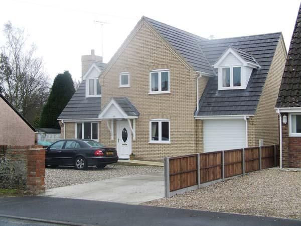 4 bedroom detached new build in Icklingham